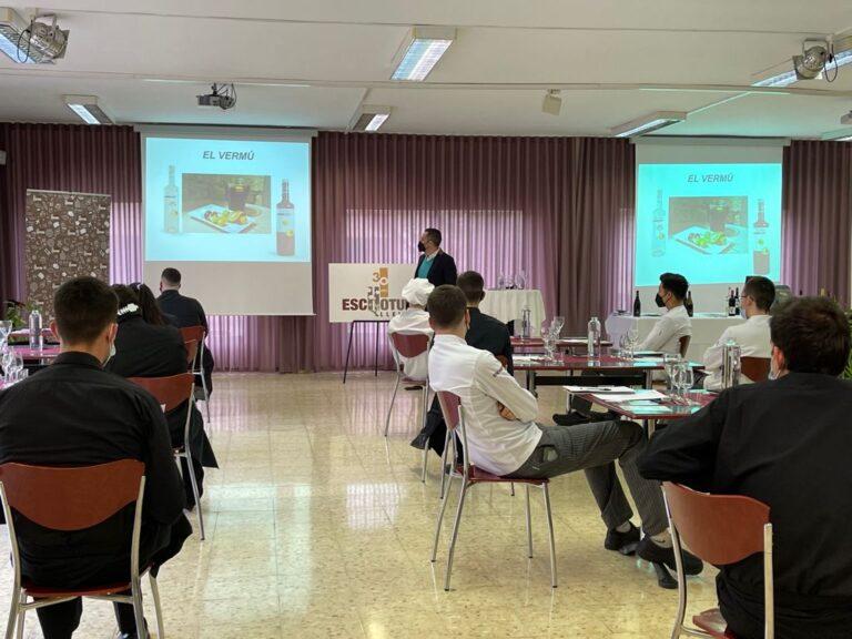 Jornada en la Escuela de Hosteleria de Lleida